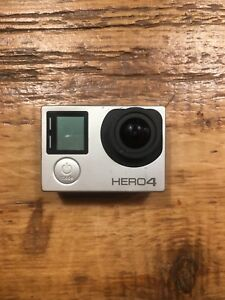 GoPro hero 4 silver. Tons of extras