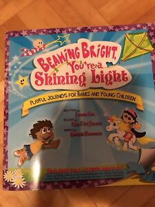 Beaming Bright, You're a Shining Light Storybook with CD