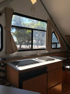 Avan camper cruiser  Gawler East Gawler Area Preview