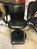 Hair stylist Hydraulic Chair and accessories