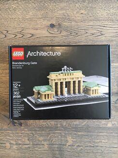 Brand new Lego Architecture