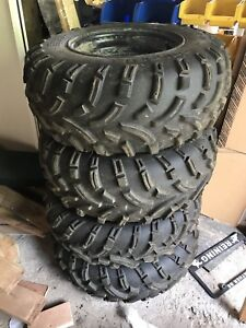 2016 Stock Polaris rims and tires good condition