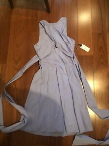 Astr lilac peek a boo dress size small