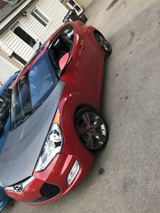 2015 HYUNDAI VELOSTER FULLY LOADED FULLY CERTIFIED $7500 FIRM