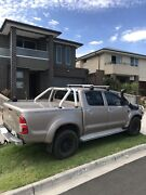 2006 Toyota Hilux SR5 4x4 Turbo Diesel + EXTRAS Lalor Whittlesea Area Preview