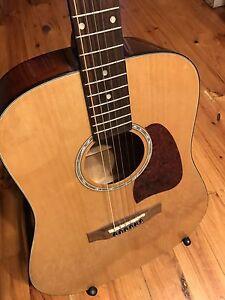 Martinez acoustic guitar Glen Waverley Monash Area Preview