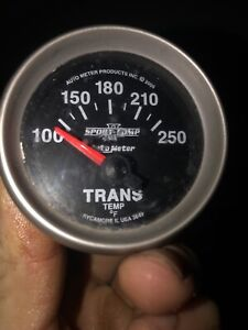 Selling mint con auto meter  gauge