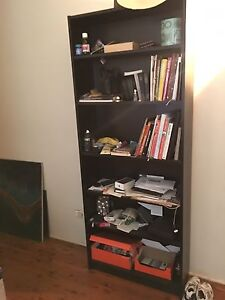 IKEA book shelf adjustable shelves great condition Enmore Marrickville Area Preview