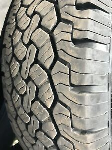 BF Goodrich Rugged Trail Tires