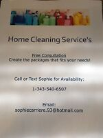 Cleaning services •havelock•