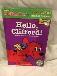 Hello Clifford phonics collection