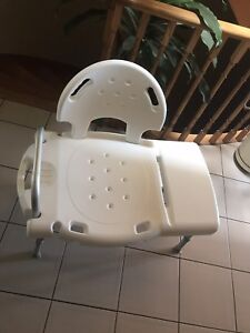Bath or shower chair