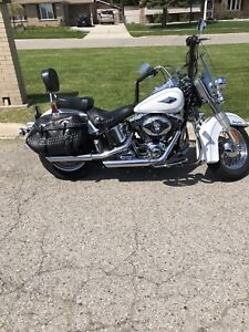 Harley Davidson Heritage Softail Classic 2012