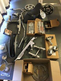 Harley Davidson V Rod parts