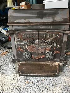 Old Timer wood stove
