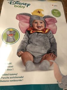Disney Dumbo Halloween Costume