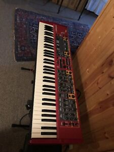 Nord Stage2 Compact 73 keyboard