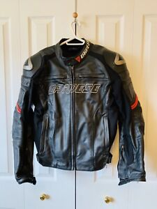 Dainese leathers. Awesome!