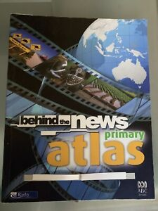 Behind the News Primary Atlas Carindale Brisbane South East Preview