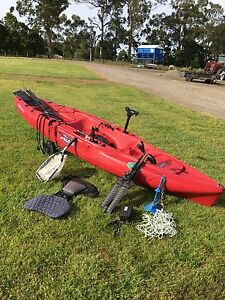 Hobie Mirage Outback S.U.V. Kayak Irrewillipe Colac-Otway Area Preview