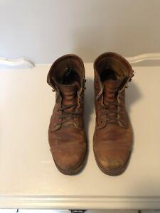 Men's Chippewa Boots Sz 9