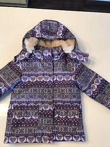 Brand new winter jacket fully lined!  Size 4t