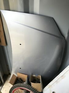 2003 Honda Civic hood