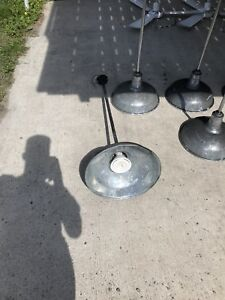 Restaurant style or garage light great condition