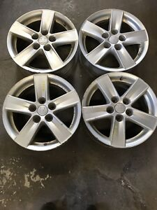 Mags 16 pouces 5x114.3 HONDA CRV - CIVIC - ACCORD - TOYOTA