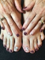 Pedicure / gel nails