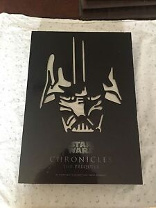 Star Wars Chronicles: The Prequels Hardcover