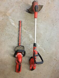 Weed and hedge trimmer