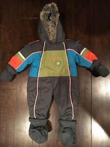 Manteau d'hiver bébé 6-9 mois