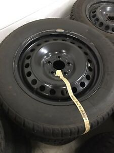 Ford Fusion snow tires