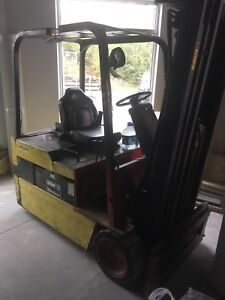 Cat 3 wheel forklift