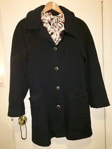 Ladies Winter Coat  size 10-12(ish)