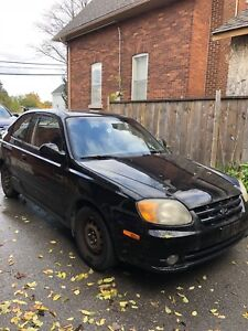 MANUAL 2006 HYUNDAI ACCENT
