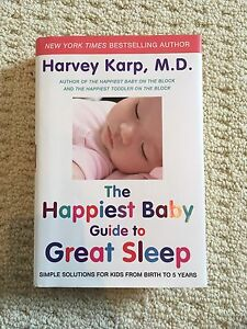 Hardcover - The Happiest Baby Guide to Great Sleep