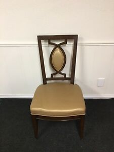 Walnut Dining Chairs (Set of 6)