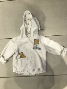 Disney Winnie the Pooh baby jacket boy girl clothes 3-6 month