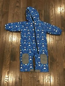 2 Toddler Columbia snow suits - size 12-18 months