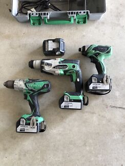 Hitachi 18v Cordless Tools