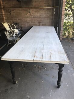 Really long table