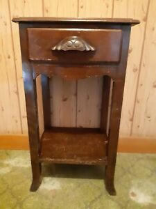 Antique side/ end table