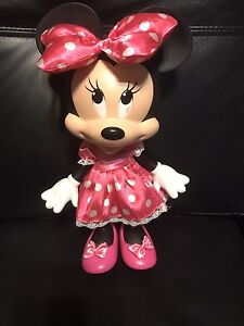 Adorable Minnie Mouse doll