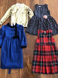 Girls Clothing Lot Size 6