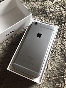 iPhone 6S 64GB in space grey (locked to Rogers)