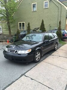 2000 Saab 9-5 wagon- parts or repair