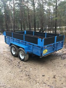 Rental of Dump Trailer