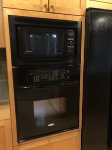 Wall Oven & built-in Microwave